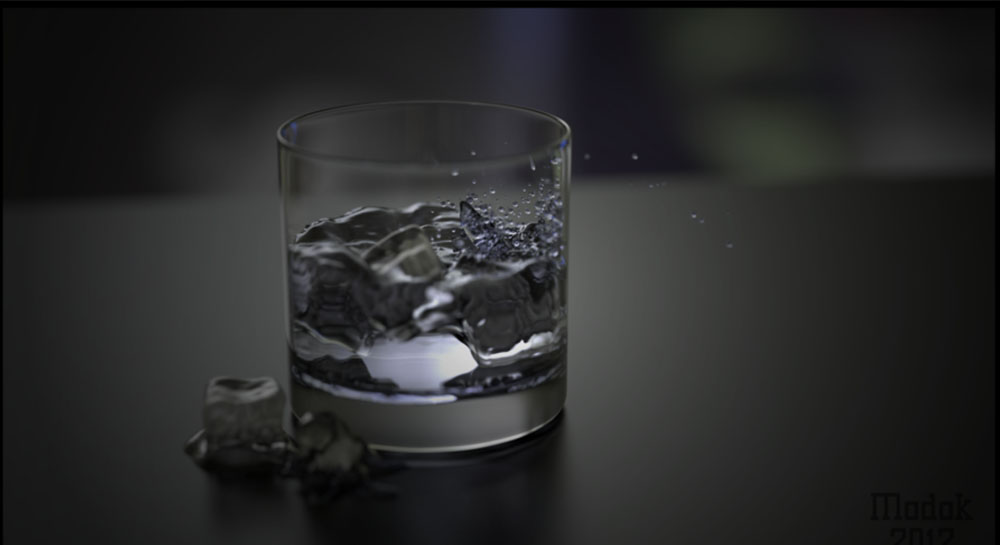 El precursor, historia del vodka