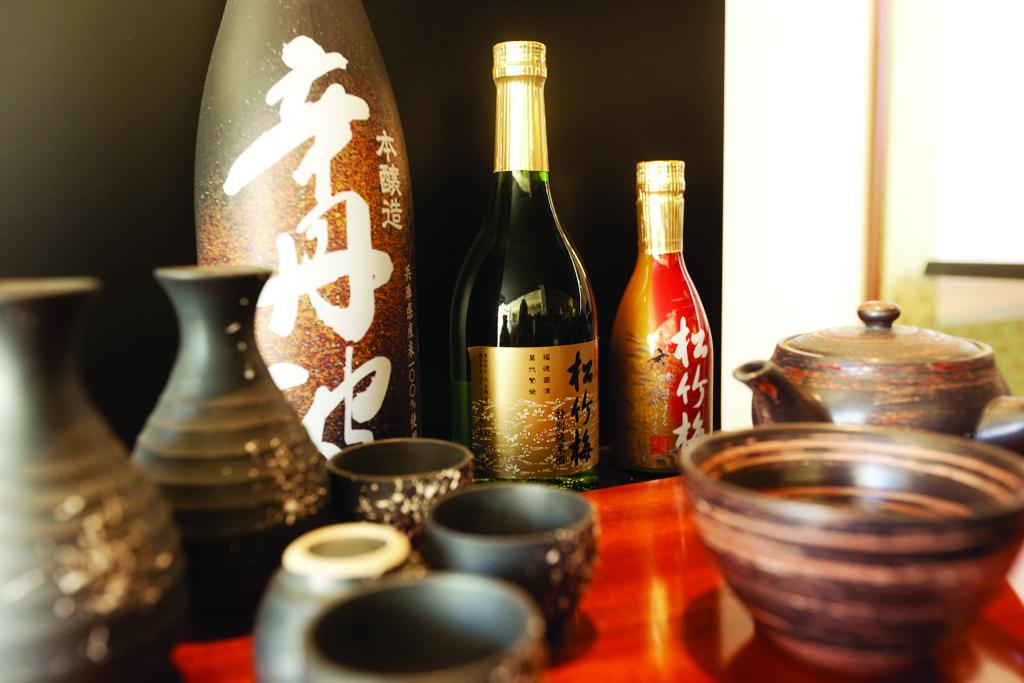 Tipos de sake (parte 1)