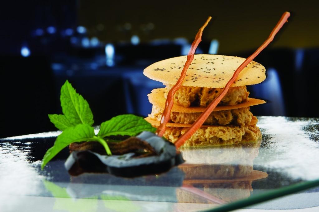 Cocina de vanguardia tecno emocional o cocina molecular for Comida vanguardia