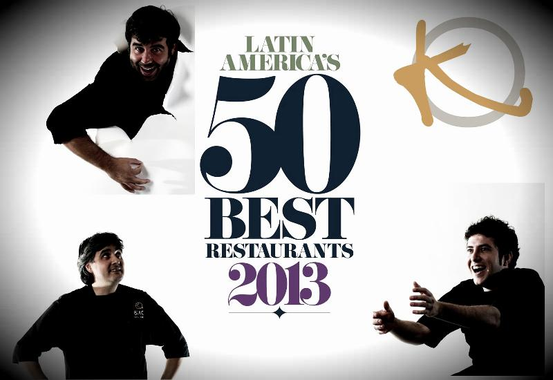 Biko entre los 50 mejores restaurantes de latinoamérica
