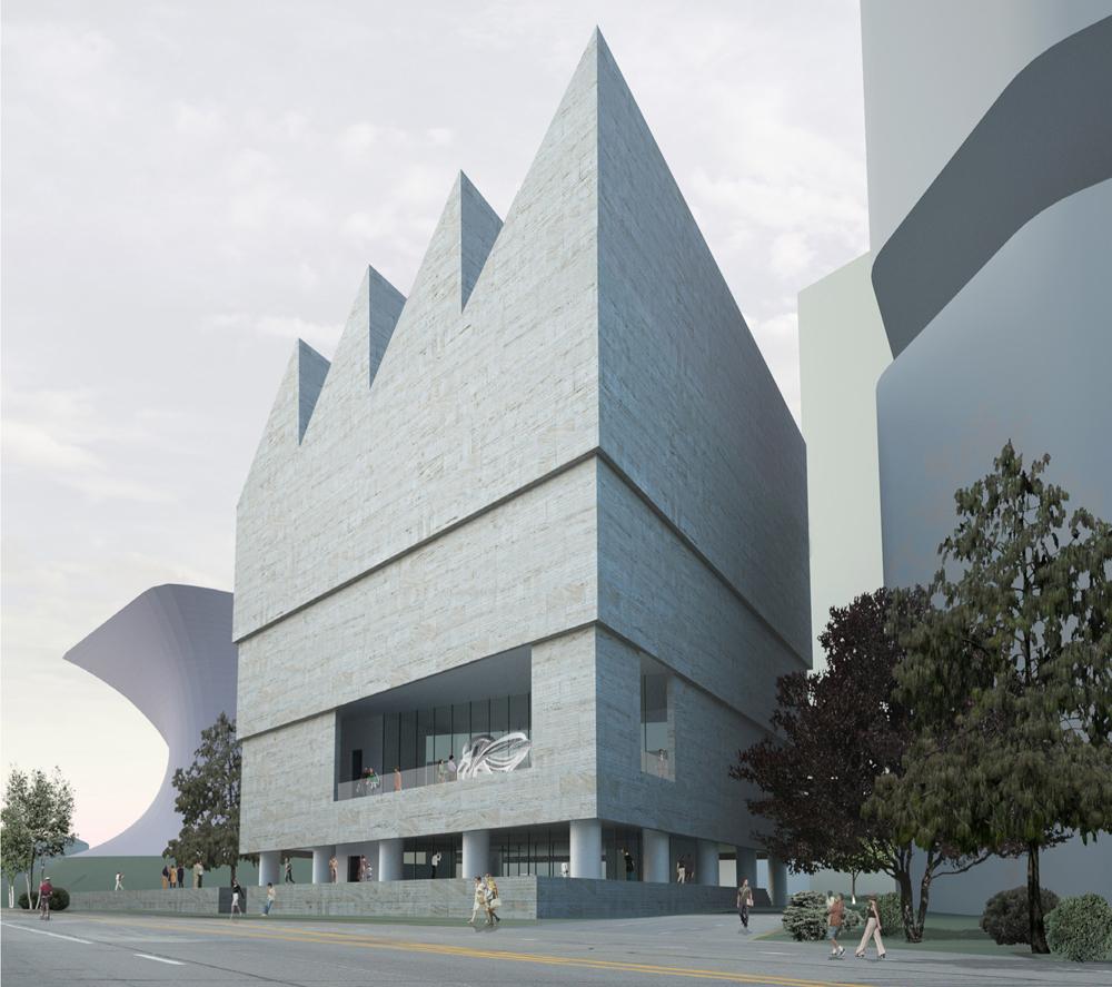 Museo Jumex, pronta inauguración