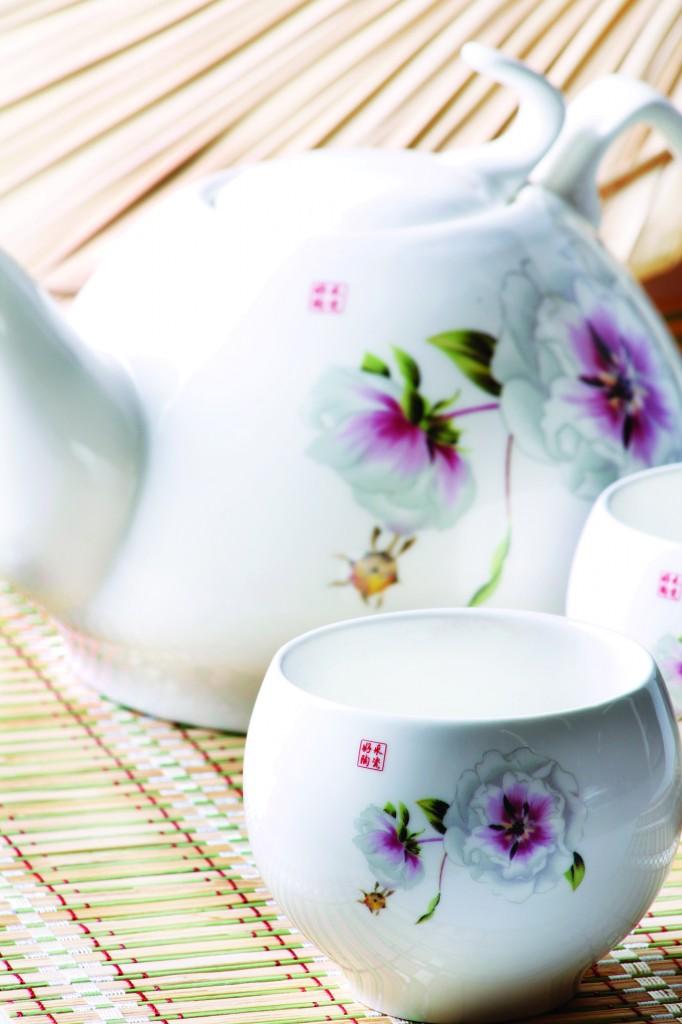China, el país de la Porcelana
