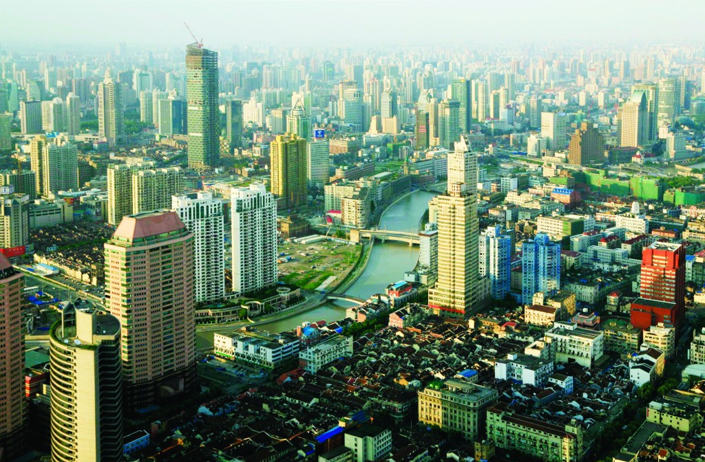 Zhabei: La vida urbana se abre paso al futuro