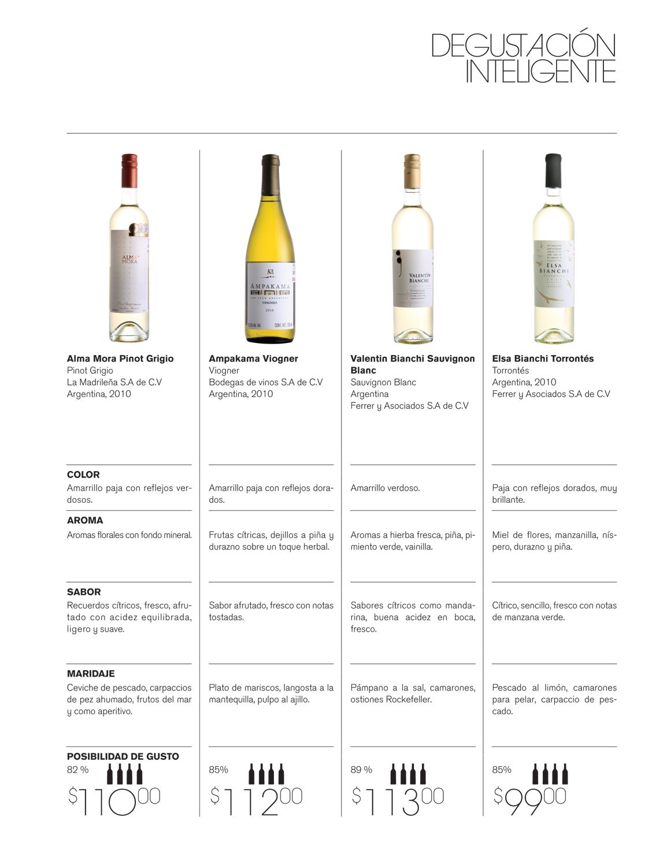 Degustacion Vinos ECM 2012_ECM 2012