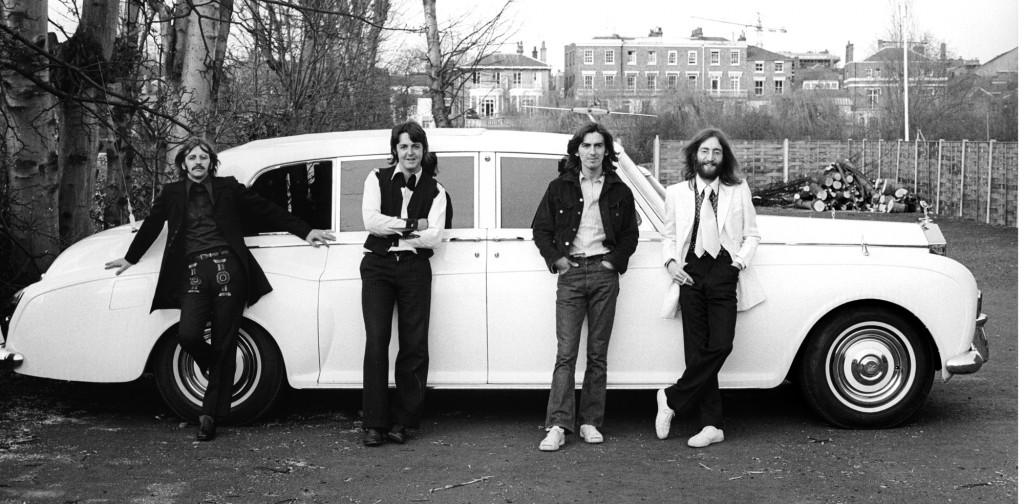Entre los Beatles y la hora del té