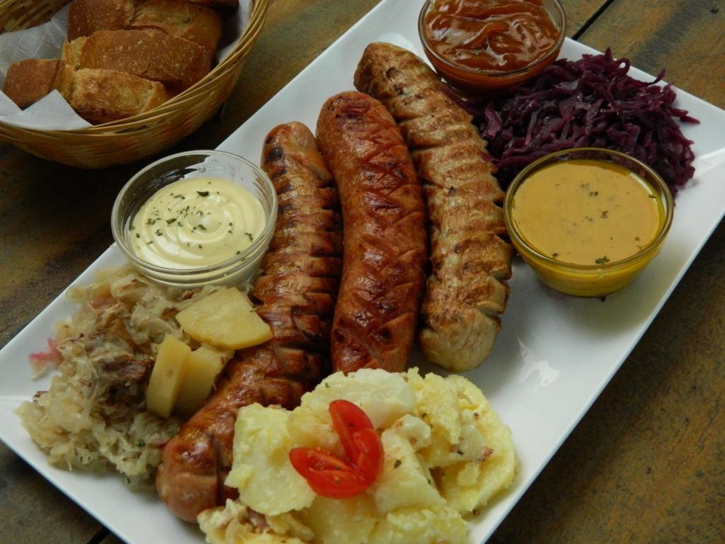 Salchichas alemanas: una verdadera historia bávara