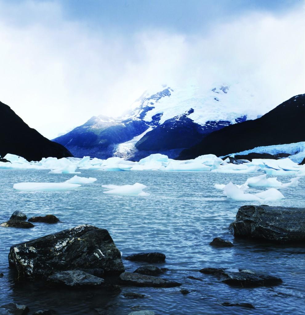 Región patagónica: La odisea se tiñe de blanco