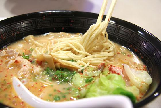 Noodles, un platillo con mucha historia