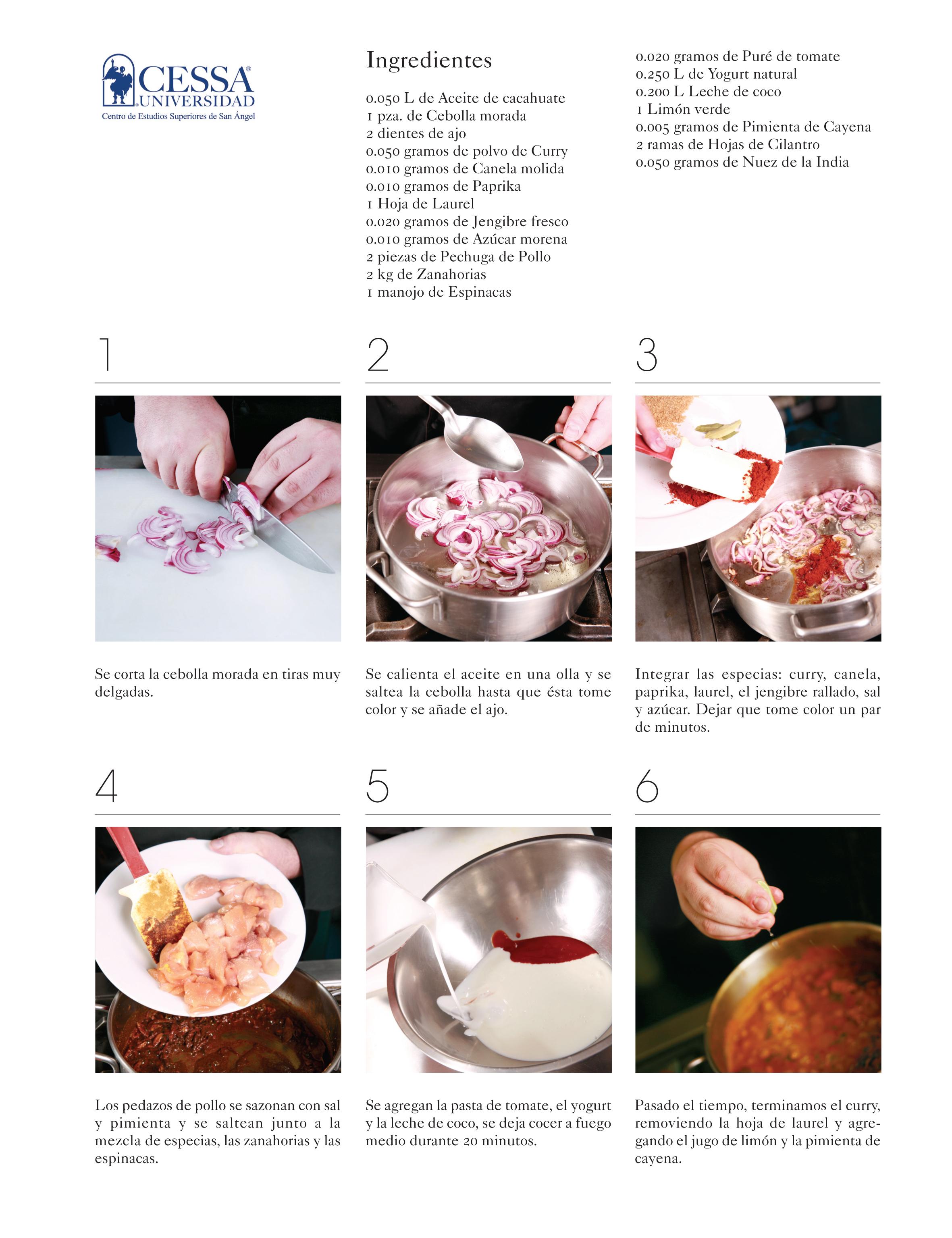 Escuela Cocina ECM 29_ECM 2012