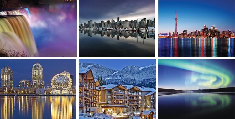 Canadá: la portentosa aldea del mundo