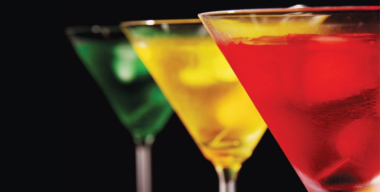 Martini. De la A a la Z y del 0 al 007