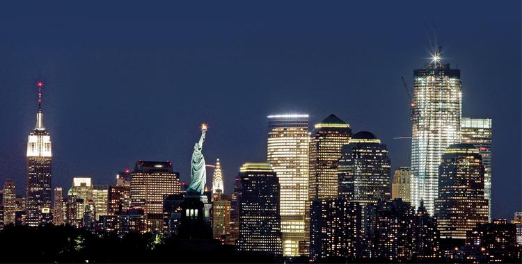 Los top de Nueva York