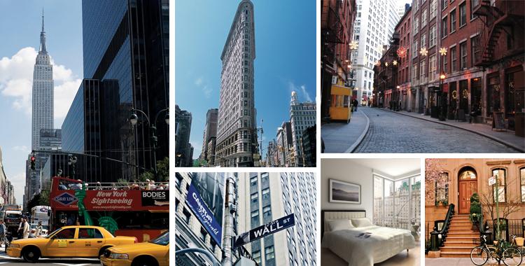 Nueva York, la capital del mundo