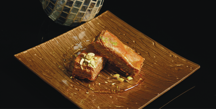 Baklava, recetas del mundo árabe