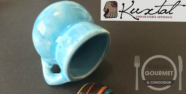 Kux'tal, sabor y arte en chocolate