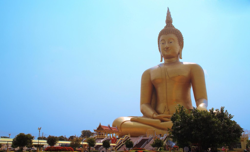 Tailandia-Buda