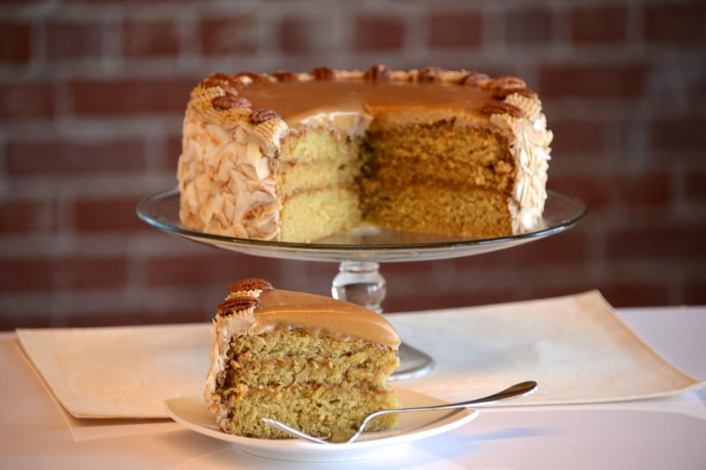 Argentina Dulce De Leche Cake Recipe
