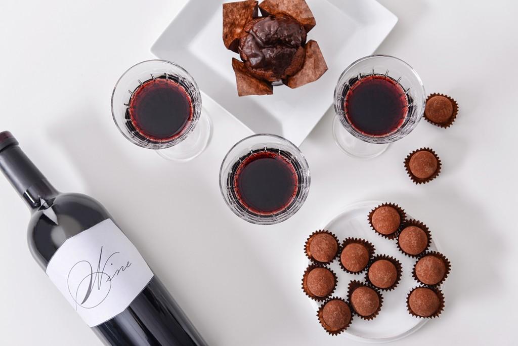 Chocolates con… ¿vinos o destilados?