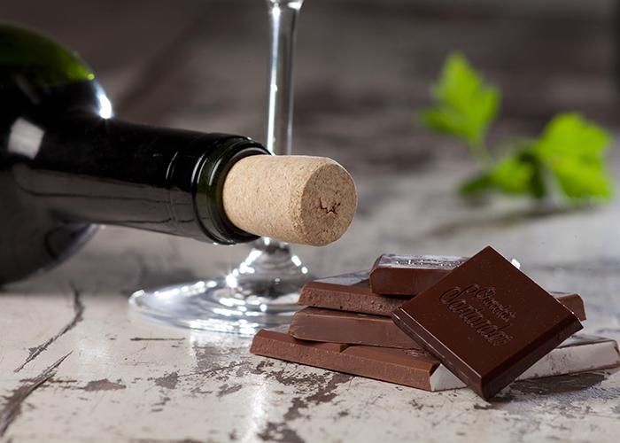 vino-chocolates