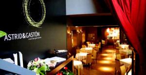 Astris y Gaston Restaurante Lo Mejor De Colombia