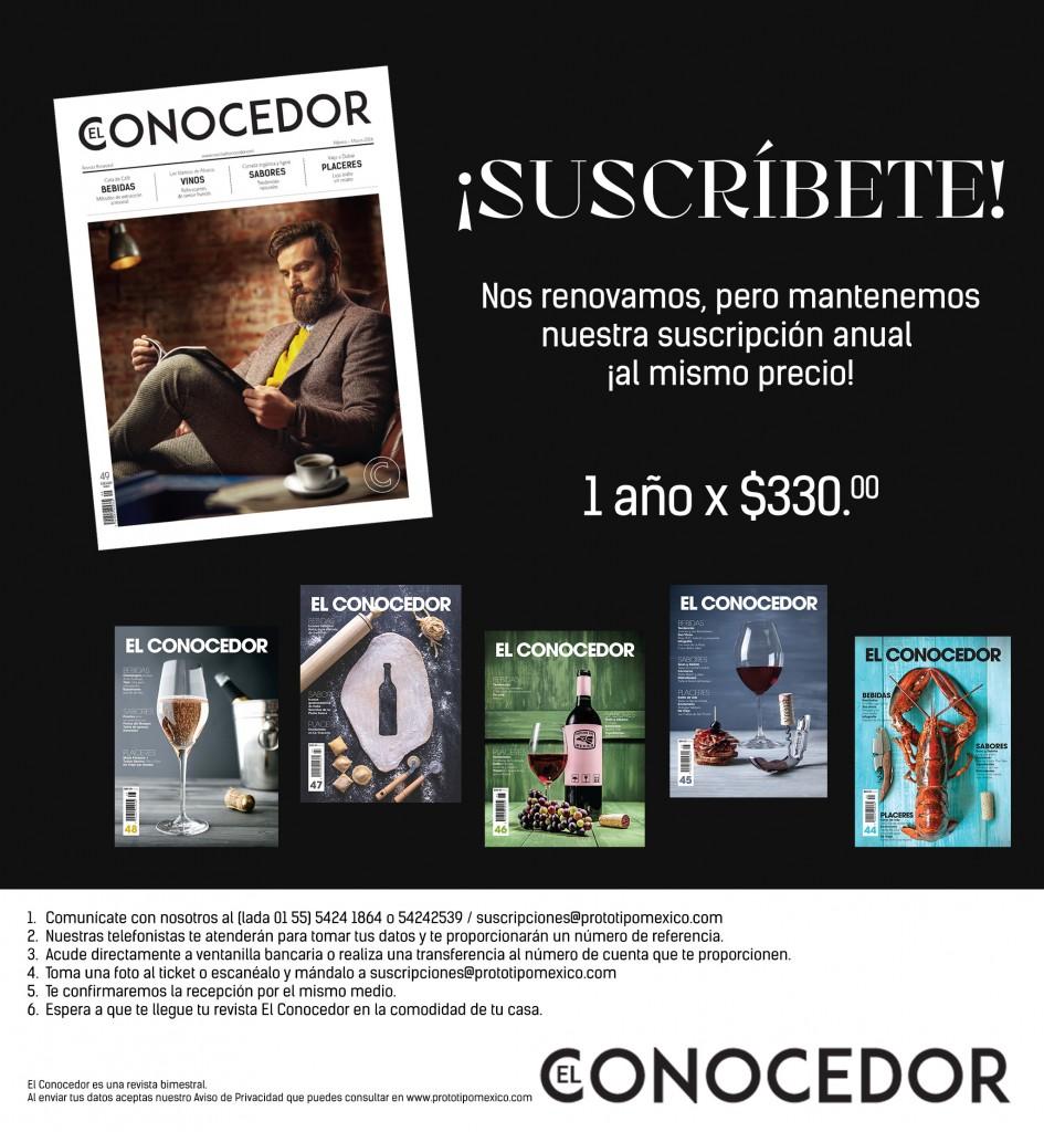 Suscripciones-ElConocedor-2016