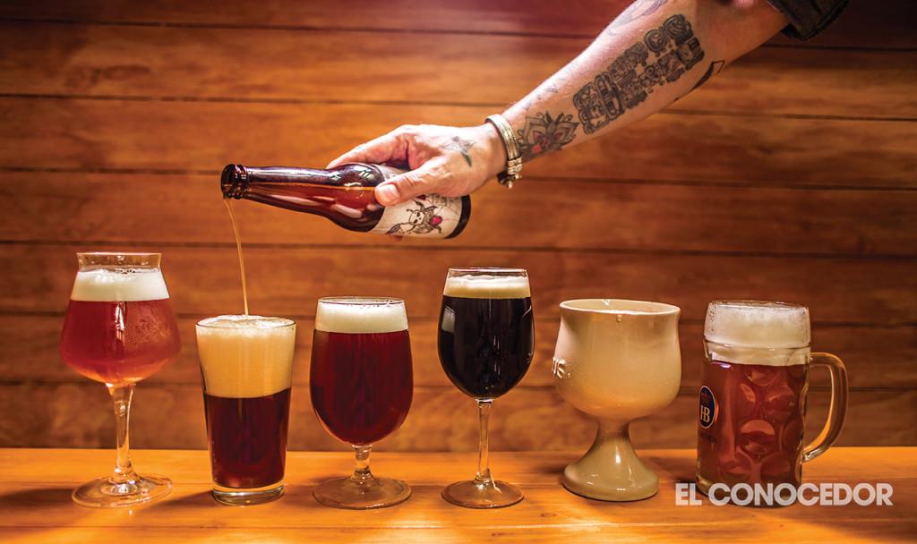 Cervezas Mexicanas de 10