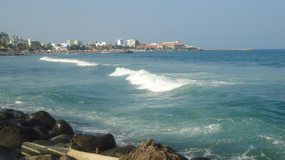 Los sabores de las playas de México: Veracruz