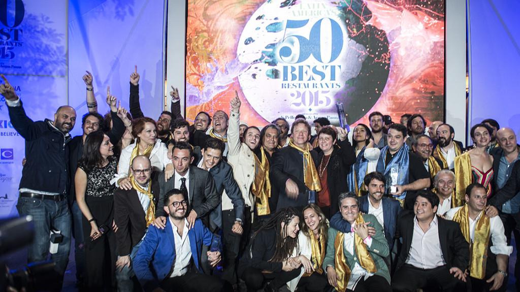 Latin America's 50 Best Restaurants 2015