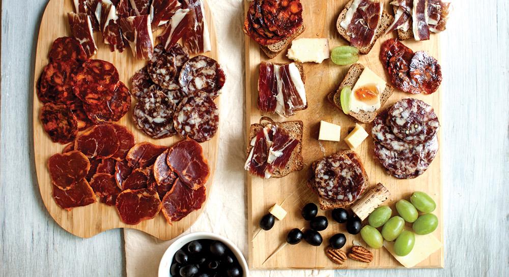 Carnes frías españolas y selectas