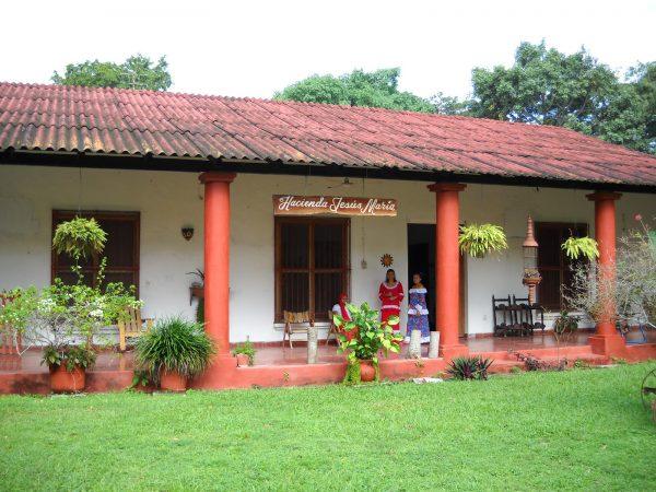 hacienda cacaotera