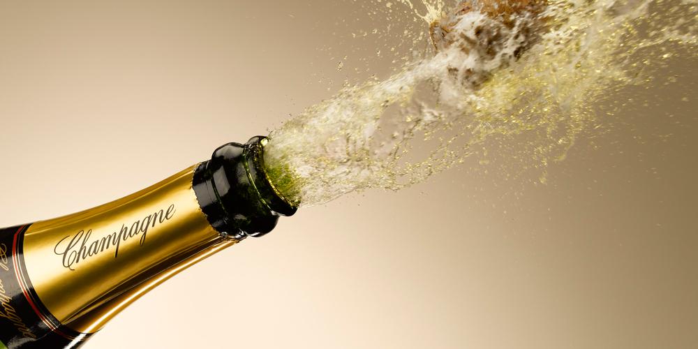 Champagne: una bebida de abolengo