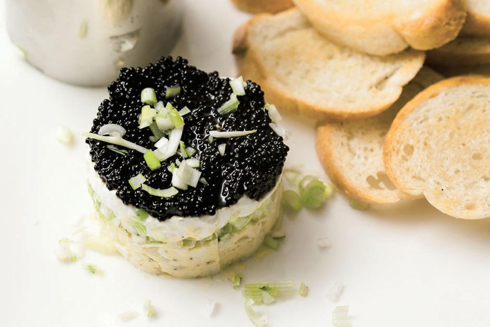 Caviar: en las mesas más selectas