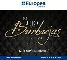 3ª Edición El lujo de la burbujas