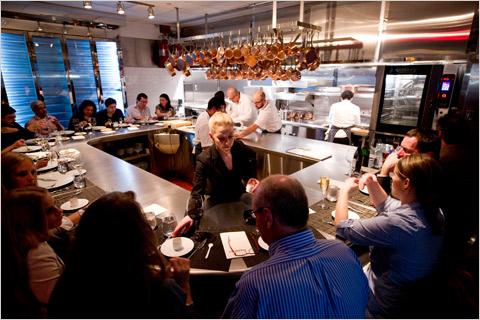 Chef's Table en Brooklyn Fare