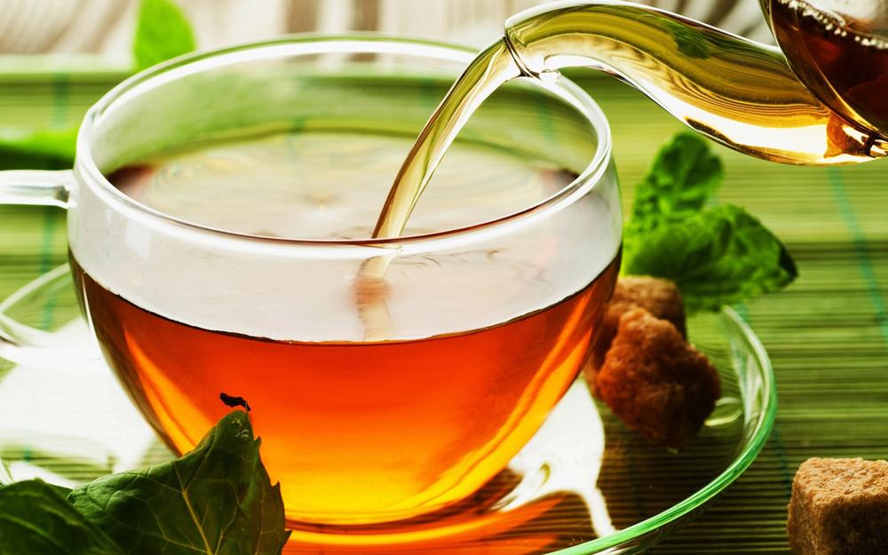 Catar un té