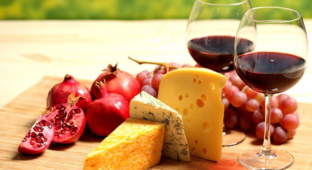 Maridaje con quesos