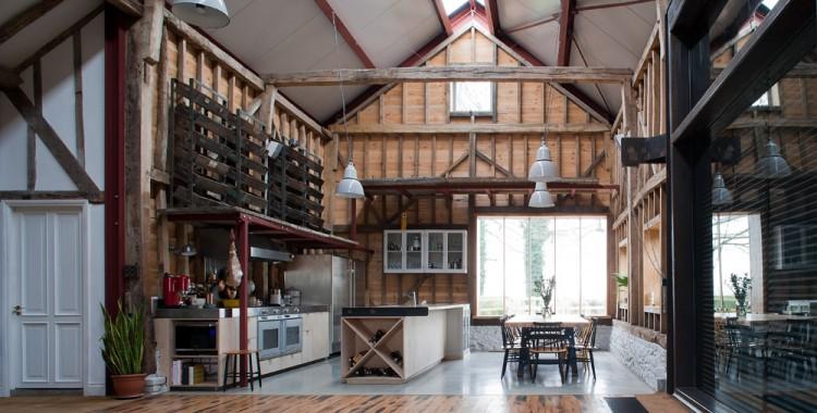 interior de casa victoriana en east london