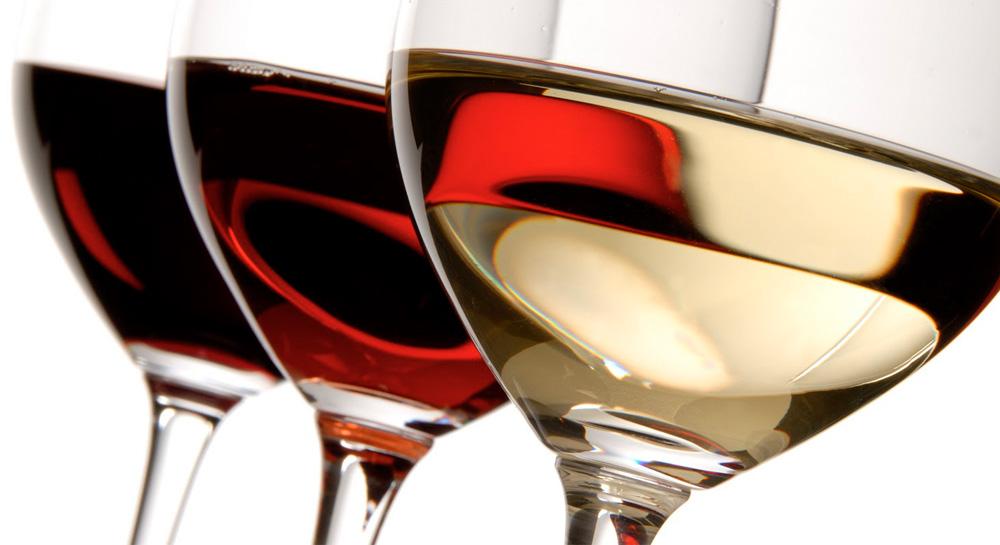 Los colores del vino
