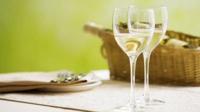 Los vinos blancos van con todo