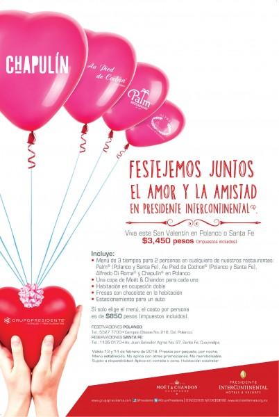 BAJA Poster 14 de Febrero Polanco 2016 60X90cm