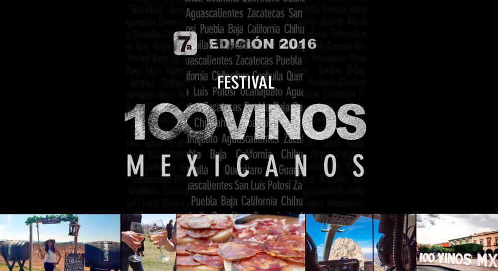 Festival 100 Vinos Mexicanos