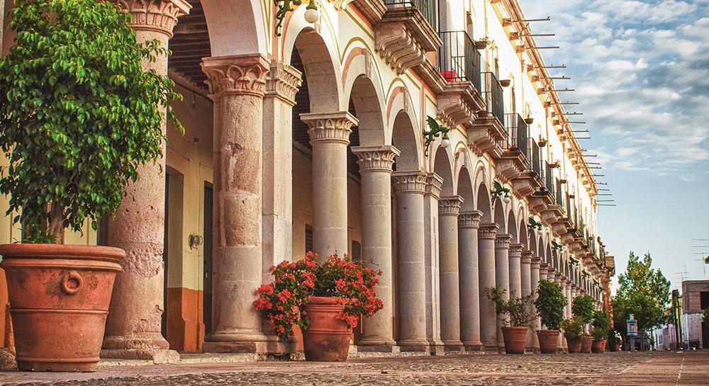 Zacatecas: cerveza y belleza colonial