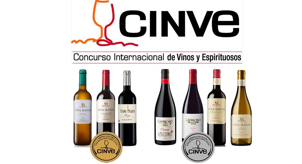 Reconocen a empresas vinícolas mexicanas en CINVE 2016