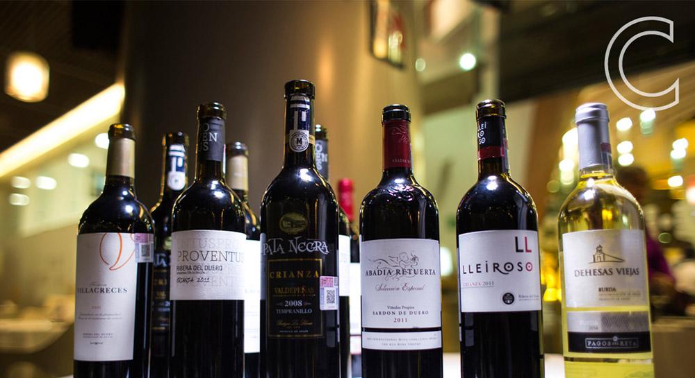 Grandes vinos del Duero en La Europea