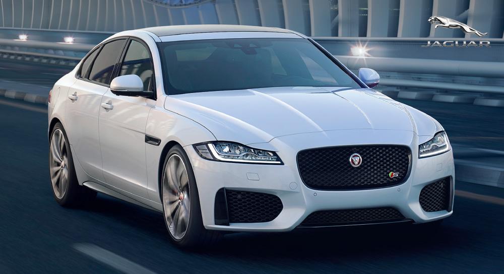 Diseño, lujo, tecnología, eficiencia y dinamismo en el Jaguar XF