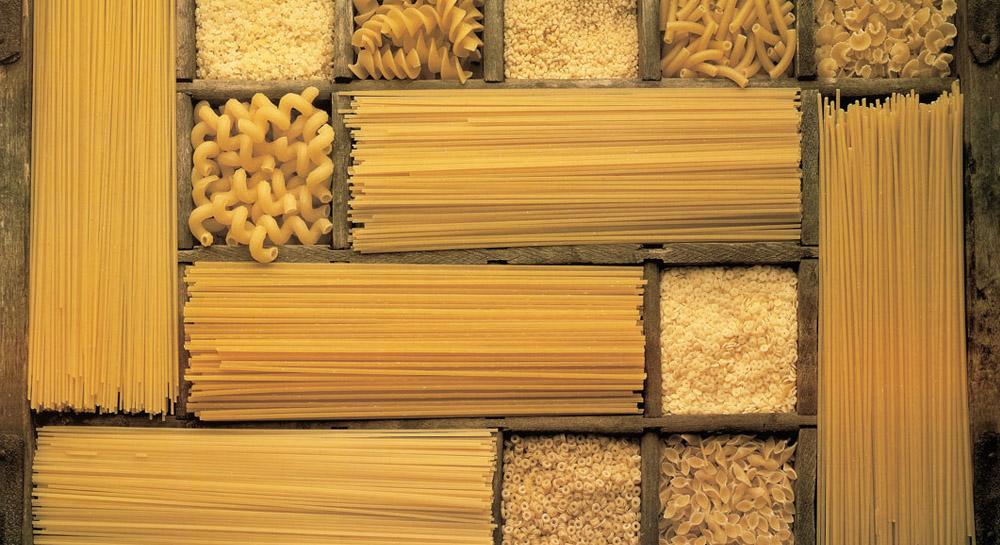 La pasta, ícono de Italia