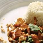 pollo de Curry