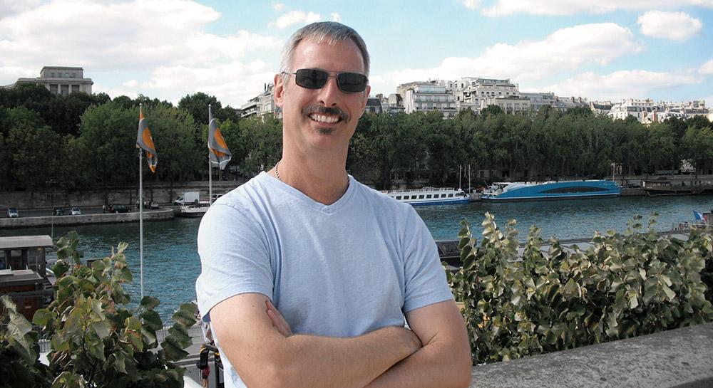 Stephen Beaumont, periodista cervesófilo