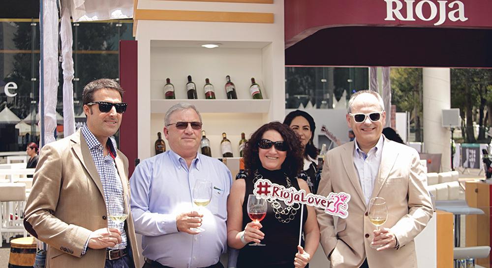 La DOCa Rioja presente en Sabor es Polanco