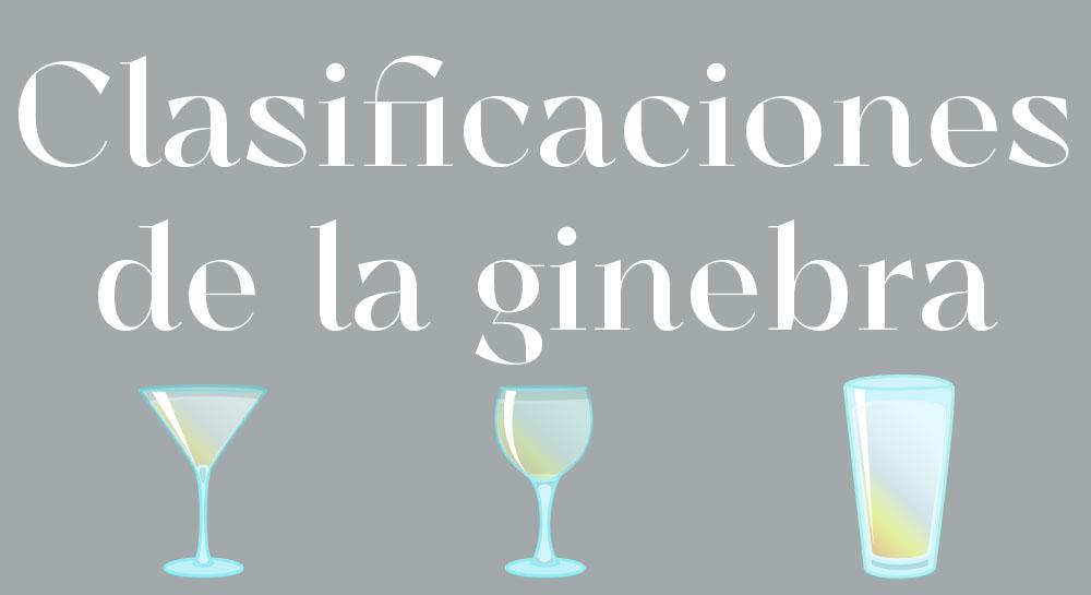 Clasificaciones de la ginebra